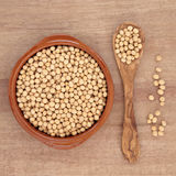 Soya Beans Royalty Free Stock Photos