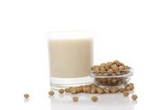 Soya milk. Stock Photography