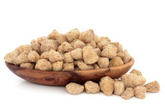 Soybean Protein Chunks Stock Images