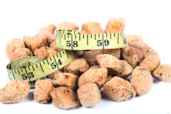 Free Soyabean Chunks Royalty Free Stock Images - 55037319