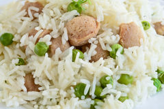 Soyabean Rice Stock Photo