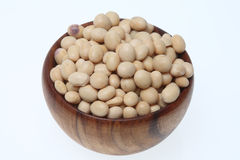 Soybean, Glycine max. From organic production Stock Photo