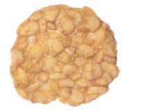 Soybean Tempeh Cracker Isolated Stock Photos