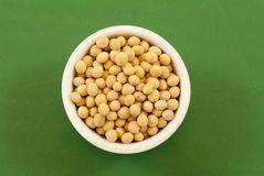 Soybeans Royalty Free Stock Photo