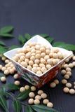soybeans fotos de stock