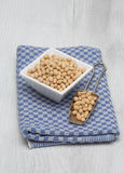 Soybeans, Glycine max Stock Photography