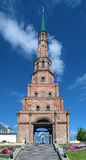 The Soyembika Tower of the Kazan Kremlin Royalty Free Stock Image