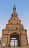The Soyembika tower in the Kazan Kremlin, Russia Stock Photography
