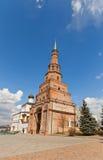 Soyembika tower (1690) of Kazan Kremlin, Russia. UNESCO site Royalty Free Stock Image