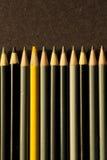 Soyez différent Photo libre de droits