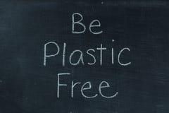 Soyez en plastique librement photographie stock