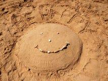 Soyez heureux ! Images stock