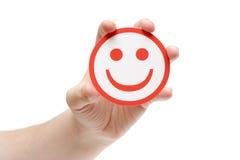 Soyez heureux ! photographie stock libre de droits