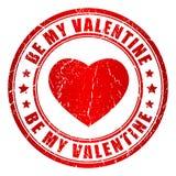 Soyez mon valentine Photos libres de droits