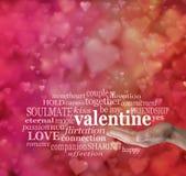 Soyez mon Valentine illustration de vecteur