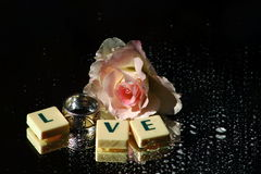 Soyez mon Valentine Image stock