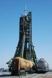 Soyuz Rakete stockbild