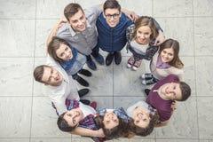 Soziales Netz, das Konzept erfasst Bild 3d Lizenzfreie Stockbilder