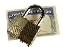 Sozialversicherung Lizenzfreie Stockfotos