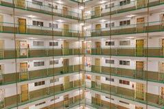 Sozialwohnungzustände Stockbilder