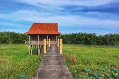Sozinho Home Fotografia de Stock Royalty Free