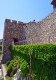 Sozopol古城在保加利亚 图库摄影