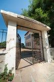 Sozopol art gallery in Bulgaria Royalty Free Stock Photo