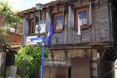 Sozopol Bulgarien Royaltyfria Bilder