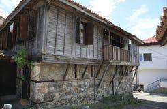 Sozopol Bulgarien Fotografering för Bildbyråer