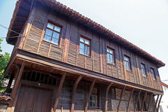 Sozopol, Bulgarije stock afbeelding