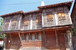 Sozopol, Bulgarije stock afbeeldingen