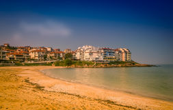 Sozopol coastline Royalty Free Stock Photography