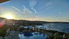 Sozopol la Mer Noire Images libres de droits