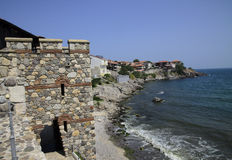 Sozopol Royalty Free Stock Photography