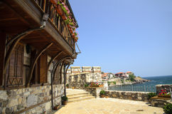 Sozopol Royalty Free Stock Image