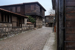 Sozopol Old Town Stock Photo