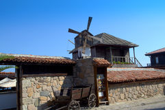 Sozopol Old town view Stock Image