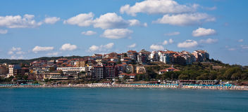 Sozopol Skyline Stock Photography