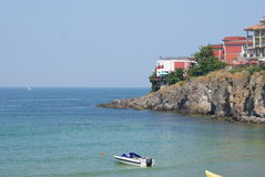 Sozopol view Stock Photography