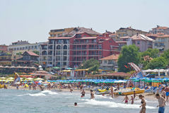 Sozopol view Stock Photos