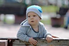 spädbarn arkivbild