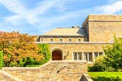 Spätsommer bei Cornell University Lizenzfreies Stockbild