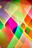 Spår av ljus Fotografering för Bildbyråer