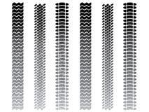 spåriner däck Royaltyfri Bild