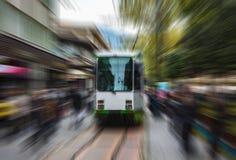 spårvagn Royaltyfria Bilder