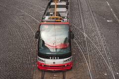 Spårvagn Skoda 15 T Royaltyfria Foton