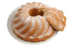 Spécialité autrichienne de gâteau photographie stock libre de droits