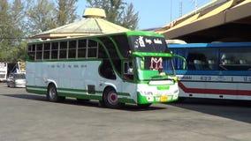 Spółdzielnia pasażera Lamphun Limitowany autobus zbiory wideo