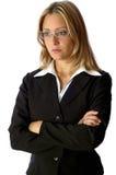 spójrz atrakcyjna kobieta Obraz Stock