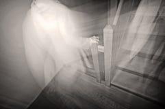 spöke Fotografering för Bildbyråer